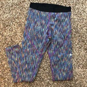 Nike Pro Hyperwarm workout leggings- NWOT